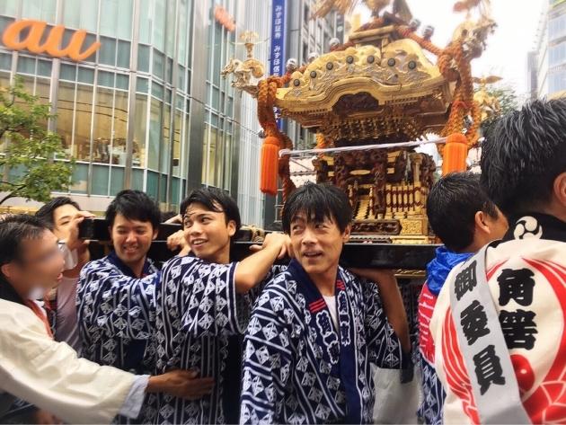 熊野神社十二社例大祭